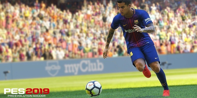 Philiphe Coutinho on PES 2019