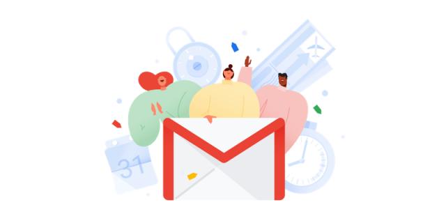 Begini Cara Coba Tampilan Gmail Yang Baru, Desain Baru Gmail Versi Destop, Cara MEncoba Tampilan Baru Gmail