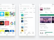 Desain Terbaru Google Play Store, Peluncuran Desain Baru Play Store